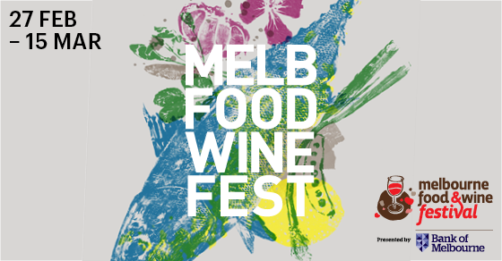 Melbourne Food & Wine Festival on now until March 15, 2015                                                    Photo by MFWF