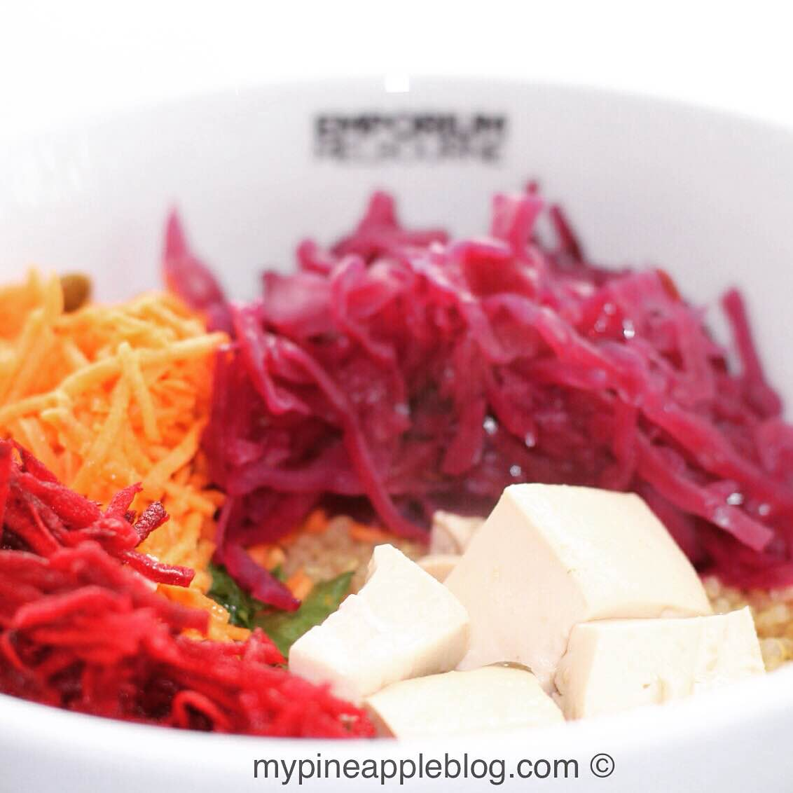 Lunch or dinner - Create your own vegan adventure at Supercharger