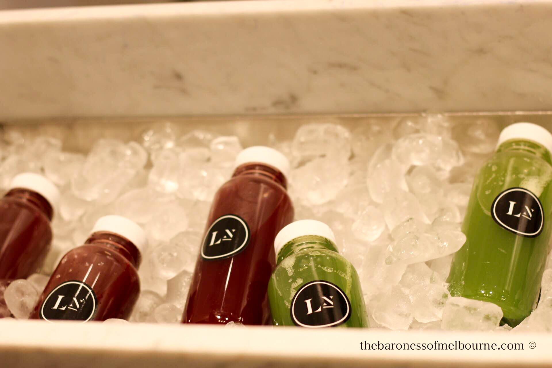 Cold pressed juices to grab on the go from $4.50
