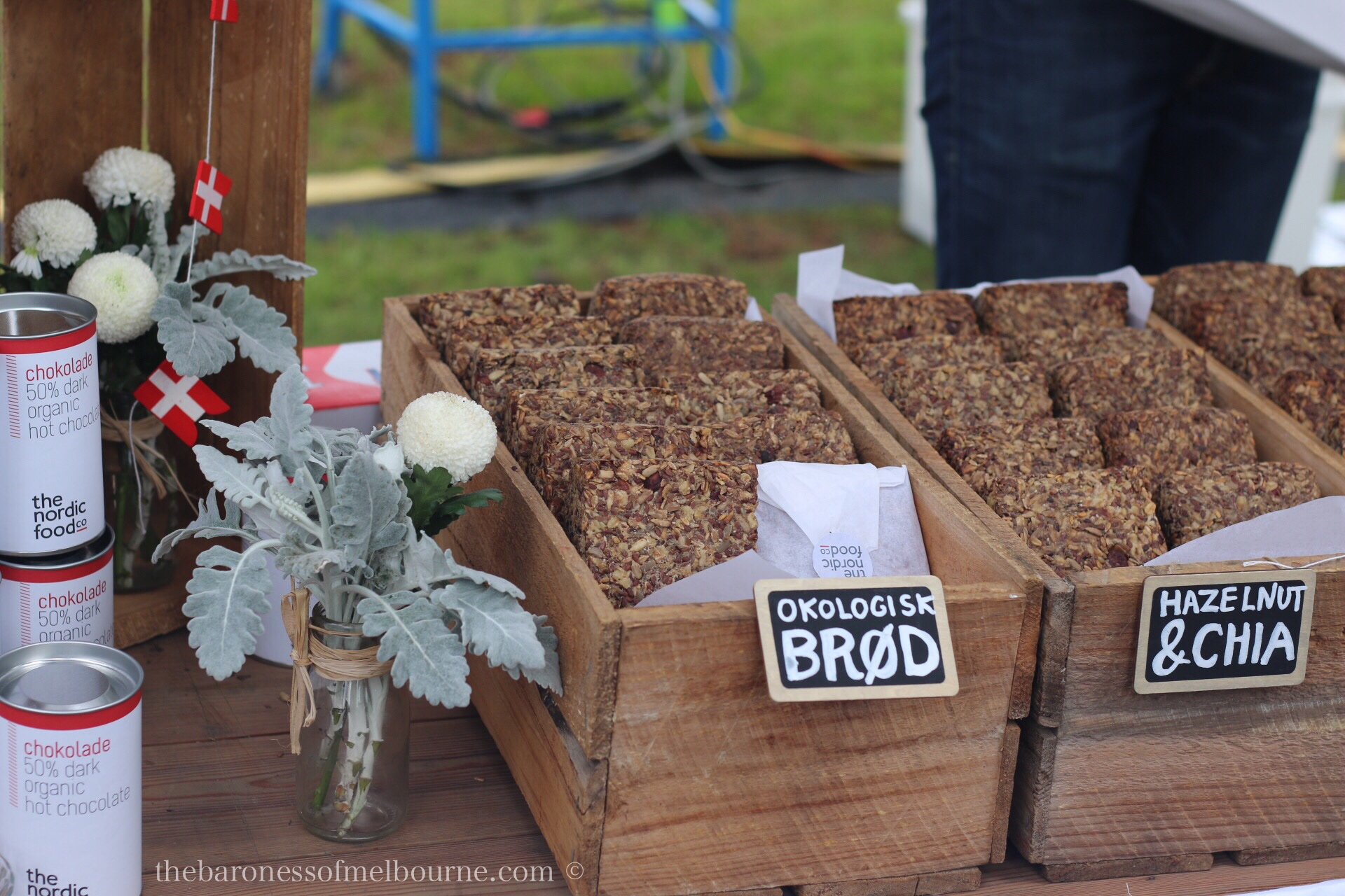 Nordic vegan bread