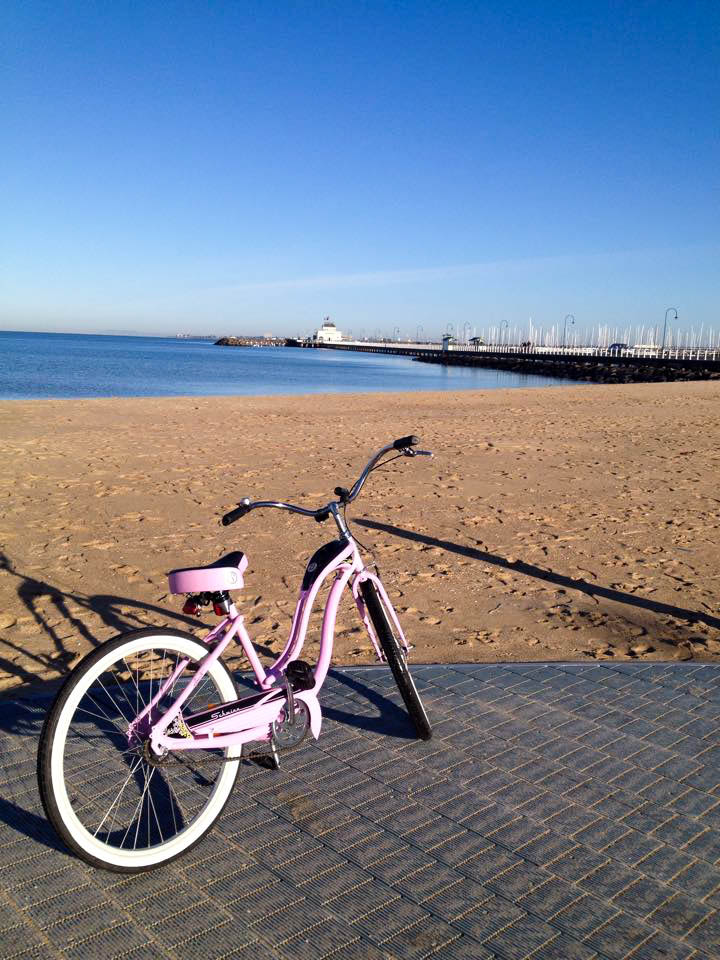 My main mode of transport, incidental miles on the bike help build your fitness