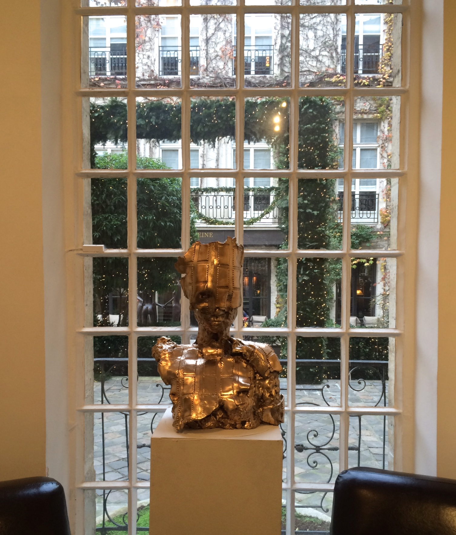 galerie Mark Hachem, Place des Vosges Paris