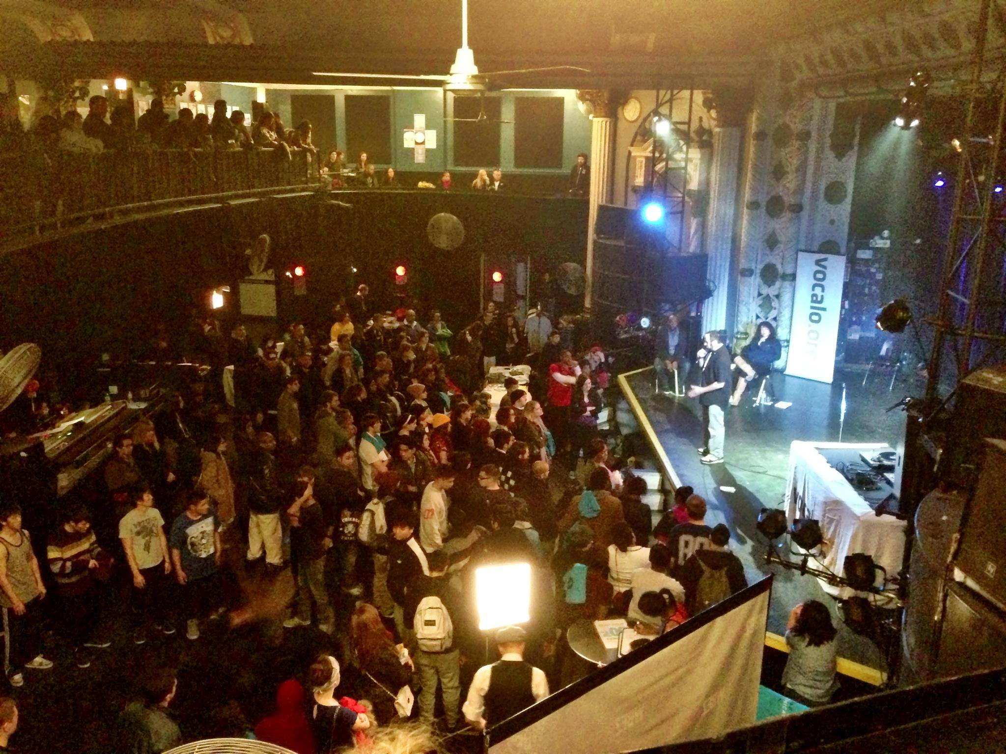 Winter Block Party for Chicago's Hip Hop Arts - (seven annual events)Average attendance: 2,500