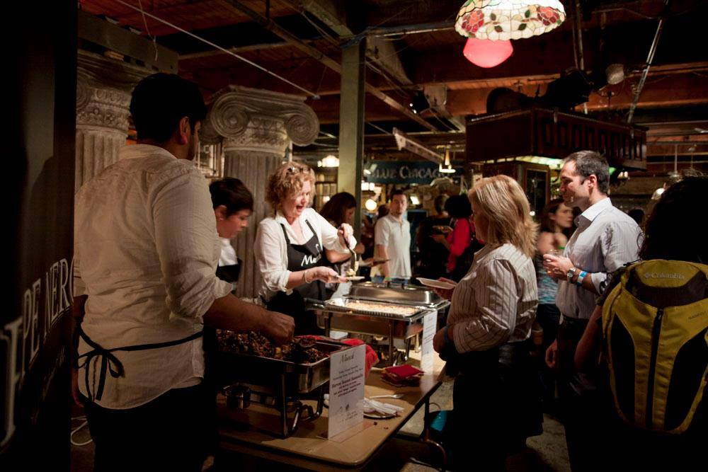 Chicago Chef Battle - (ten annual events)Average audience attendance: 800