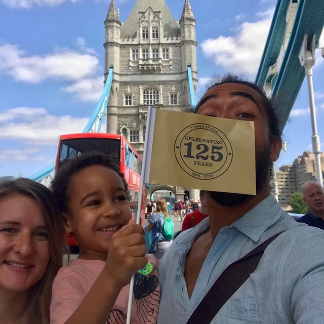 Happy 125th Birthday Tower Bridge #london #towerbridge #lol #family #smile #summer #sun #funtimes #weekend #sunday #sundayfunday #fun