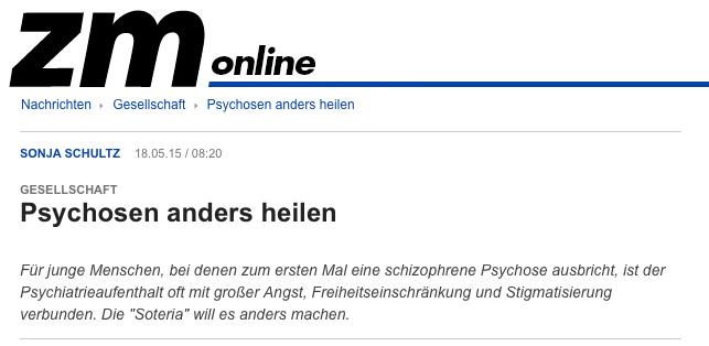 PSYCHOSEN ANDERS HEILEN - ZM ONLINE, 18.05.2015