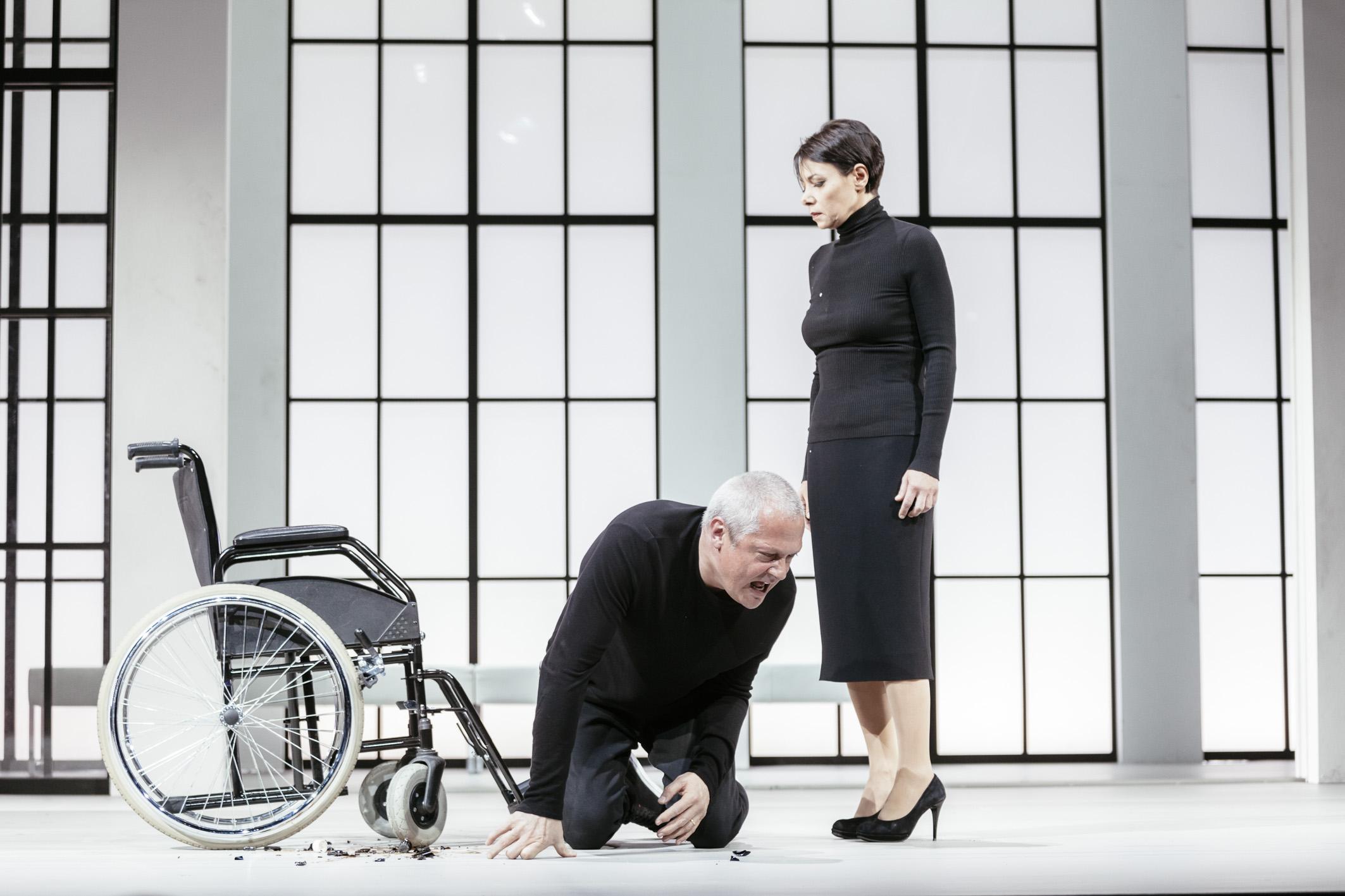 Herbert Föttinger, Sandra Cervik