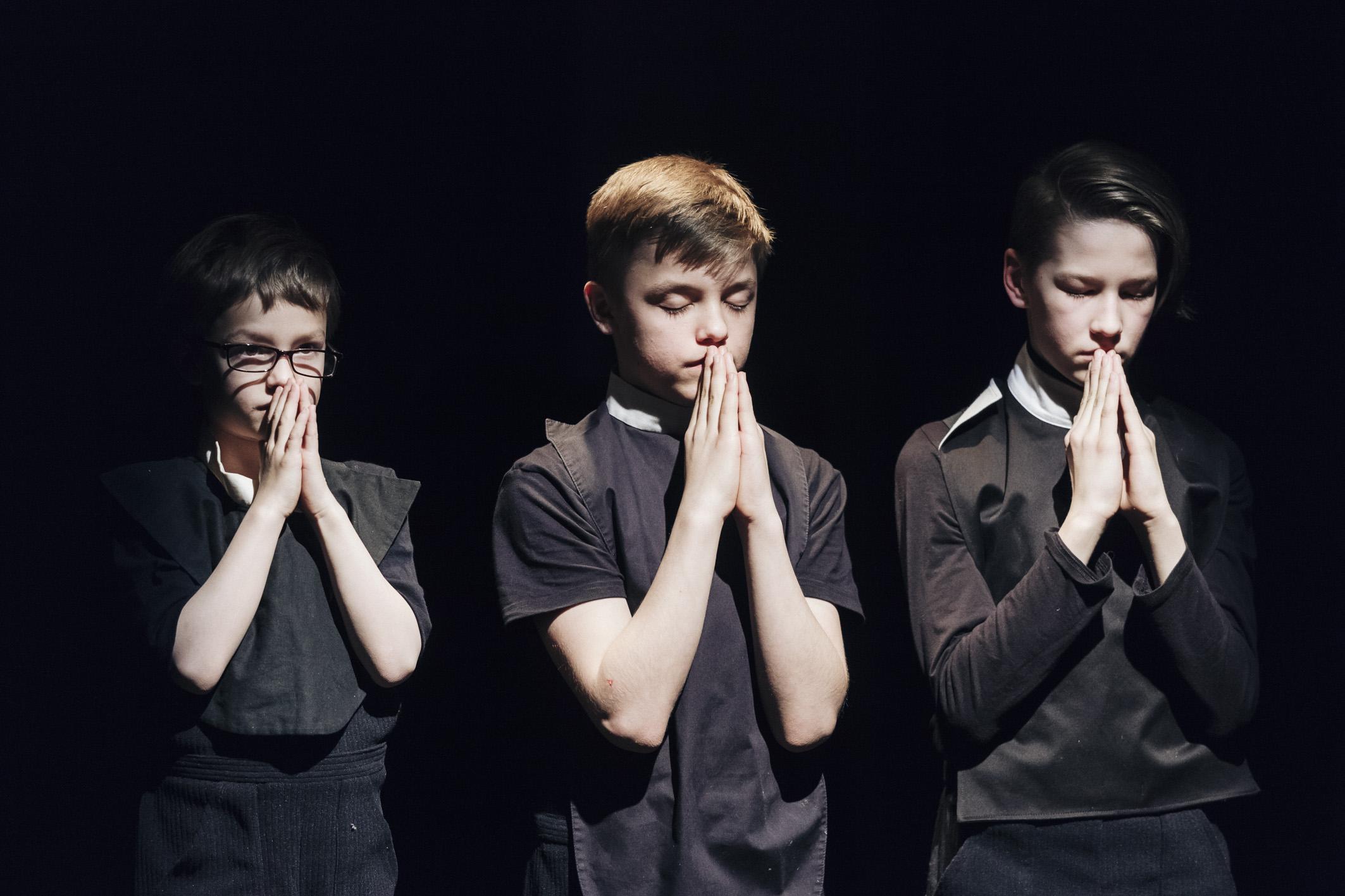 Oskar Fried, Simon Christian, Mika Perner