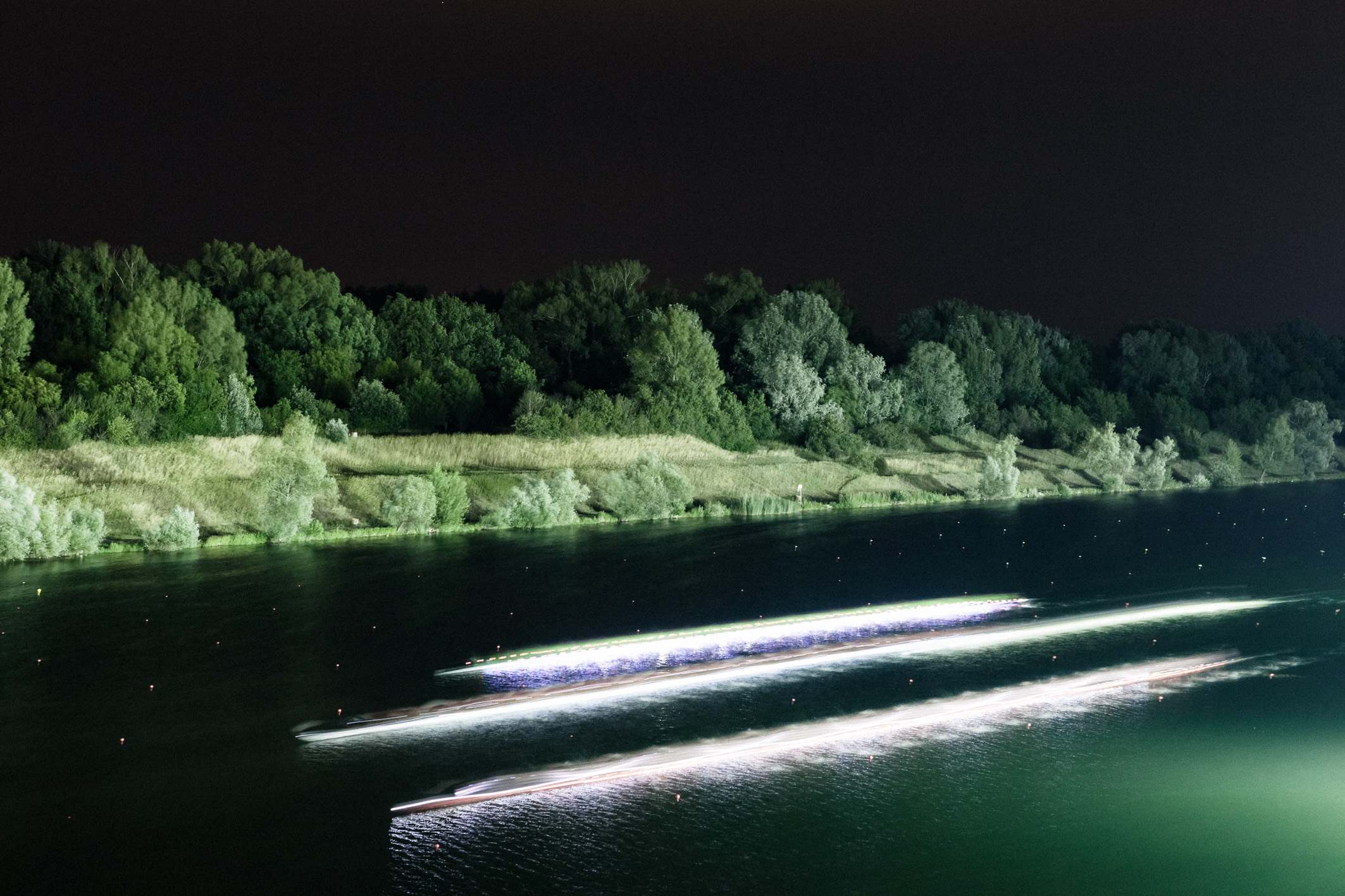 Vienna Night Row 2017
