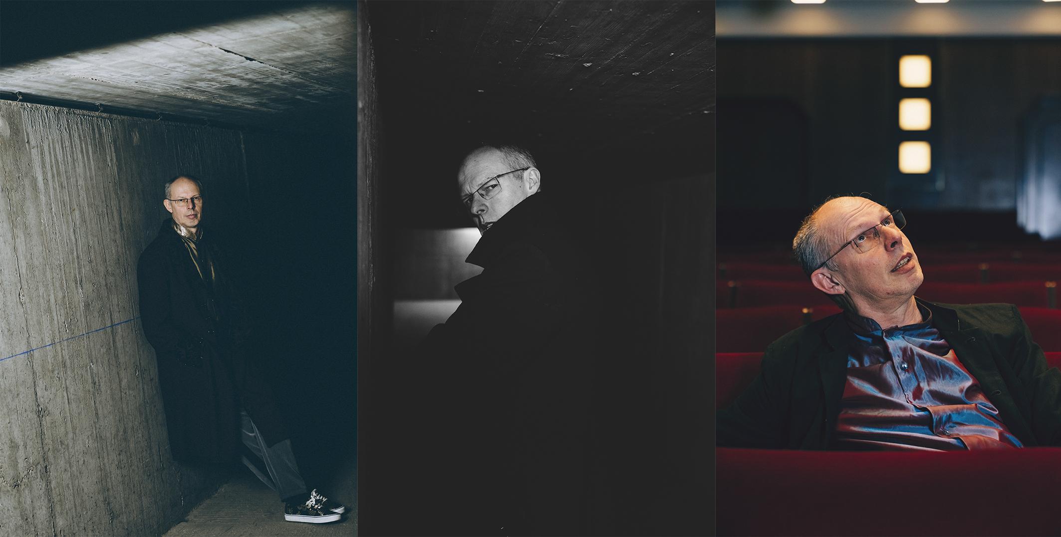 Wolfgang Sturm, director theatre Akzent