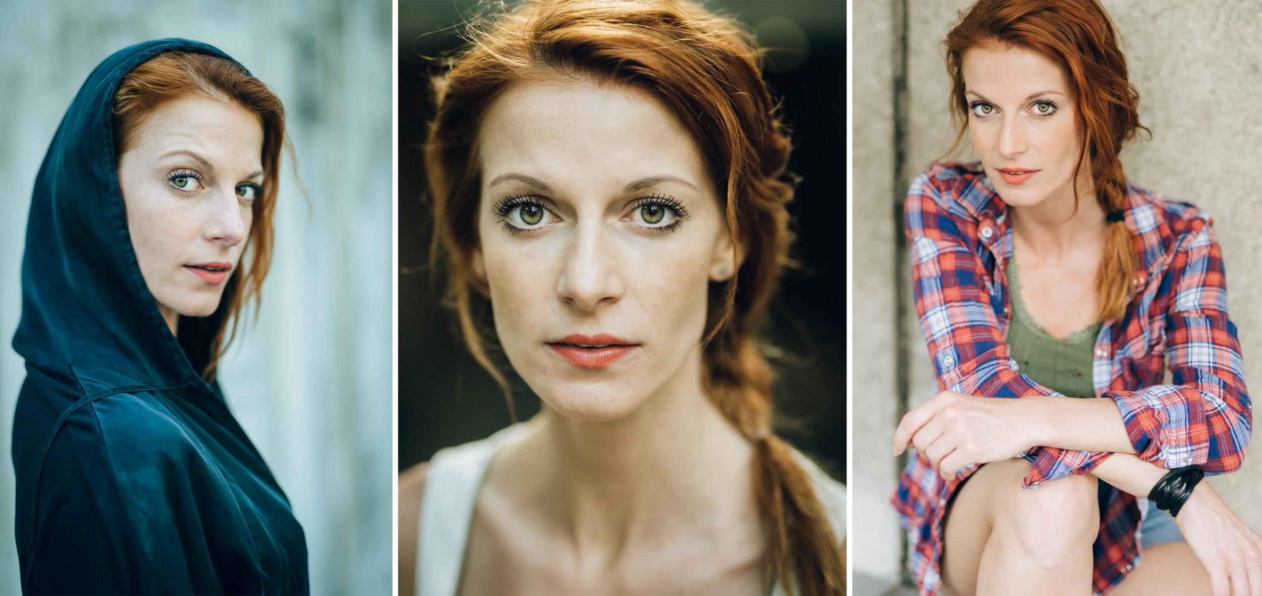Julia Fechter, singer & actress