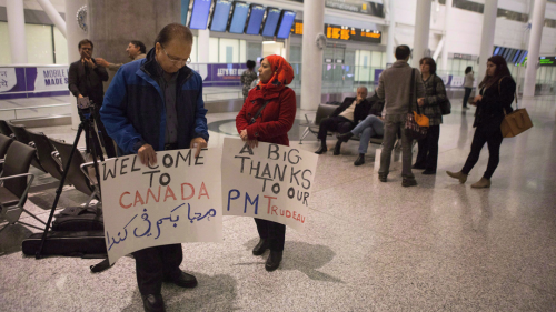 TVO - When the honeymoon ends: Syrian refugees face new challenges as they begin their second year in Canada