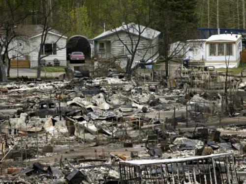 NATIONAL POST - The upside of the Fort McMurray wildfire: The city finally has enough housing