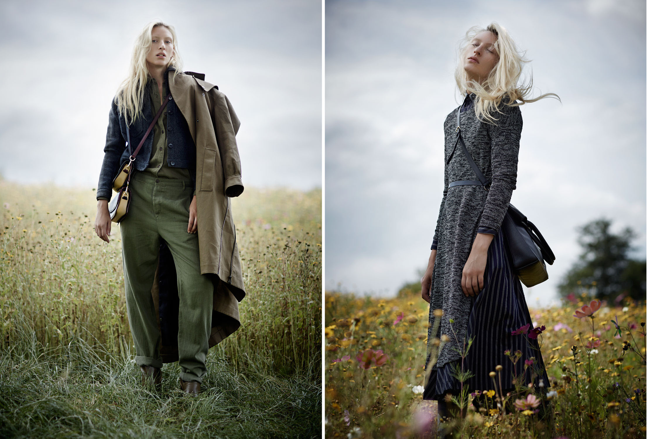Telegraph Fashion story by Charlie Harrington. Photography Kate Davis Macleod.