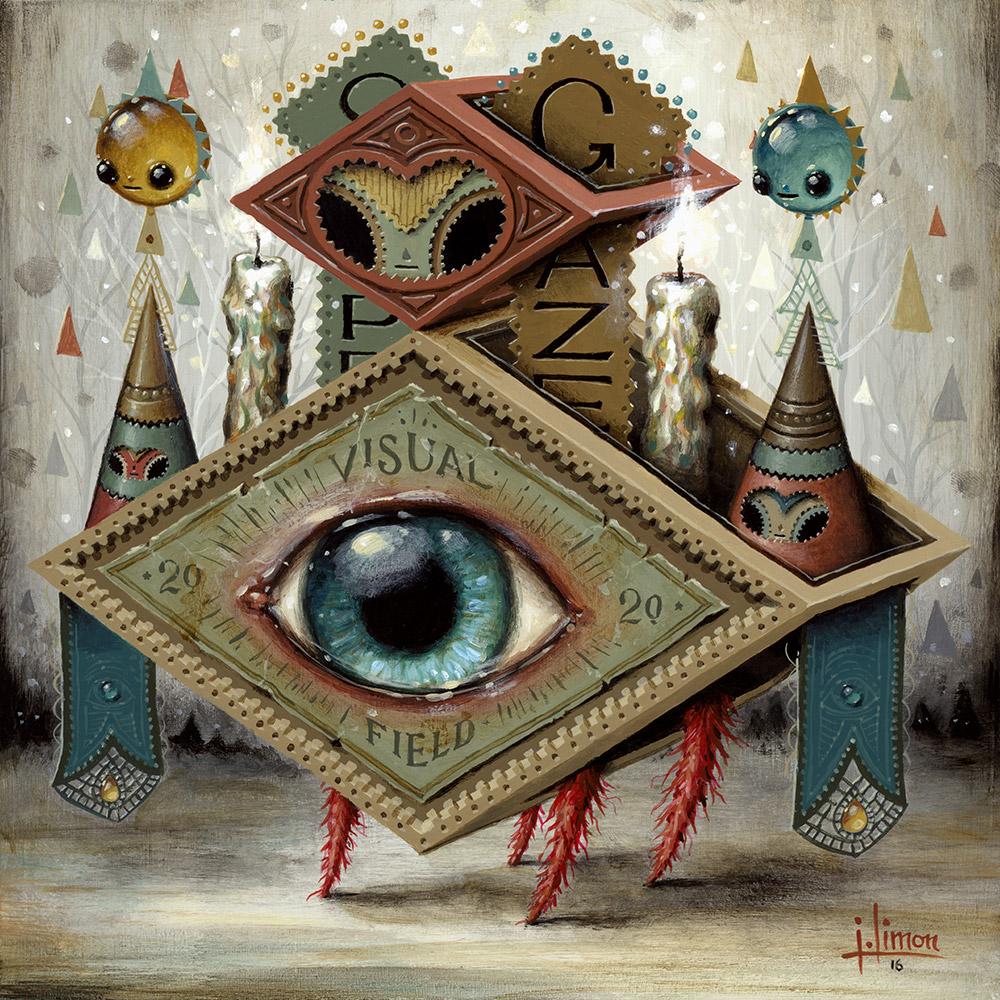 Three Letter Words: Eye