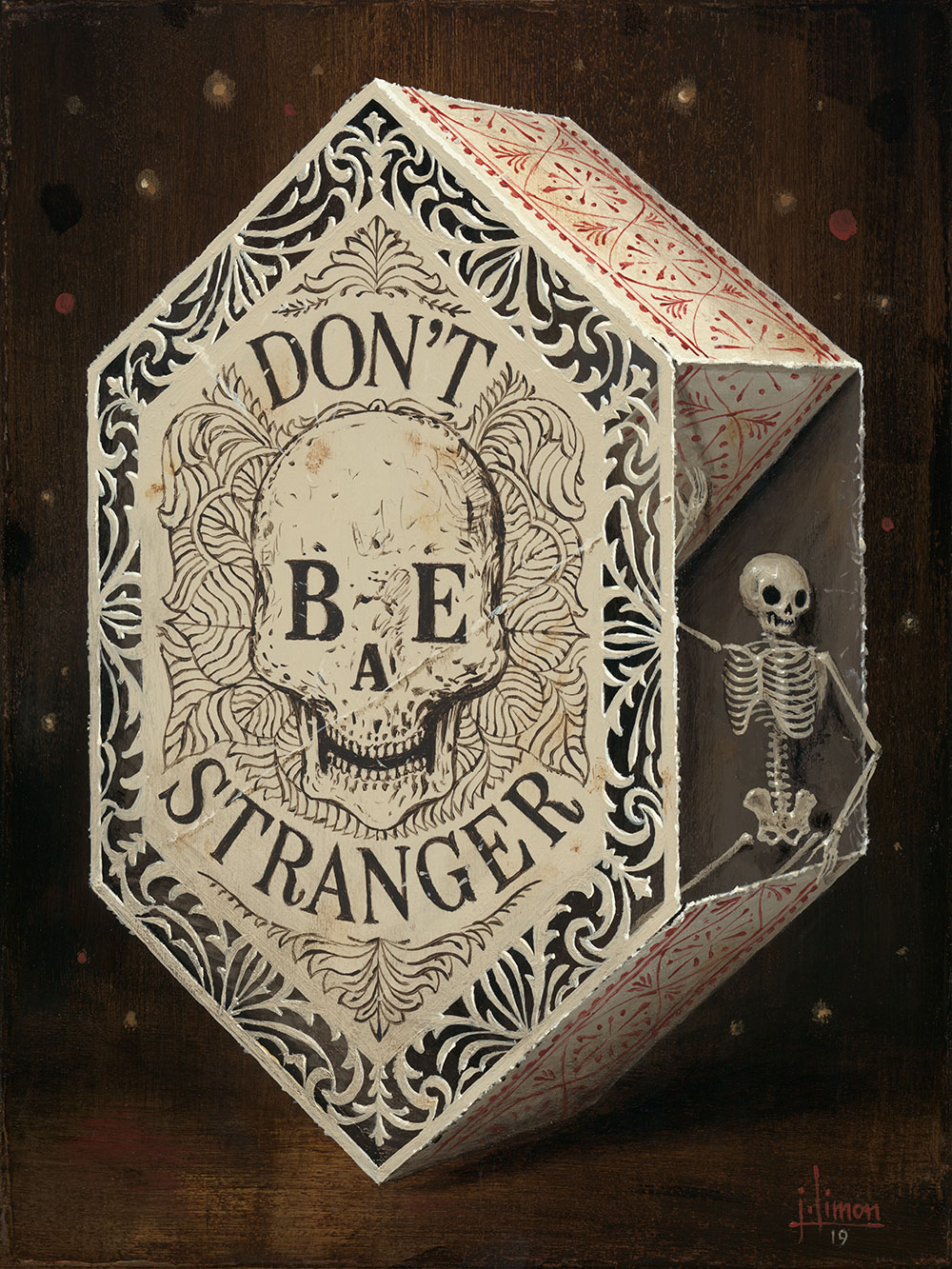 Don't Be A Stranger