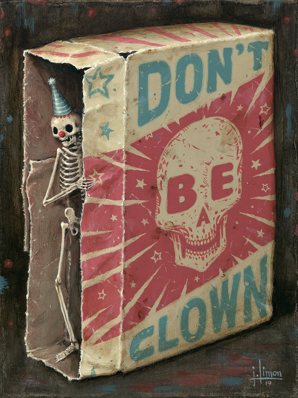 Don't Be A Clown