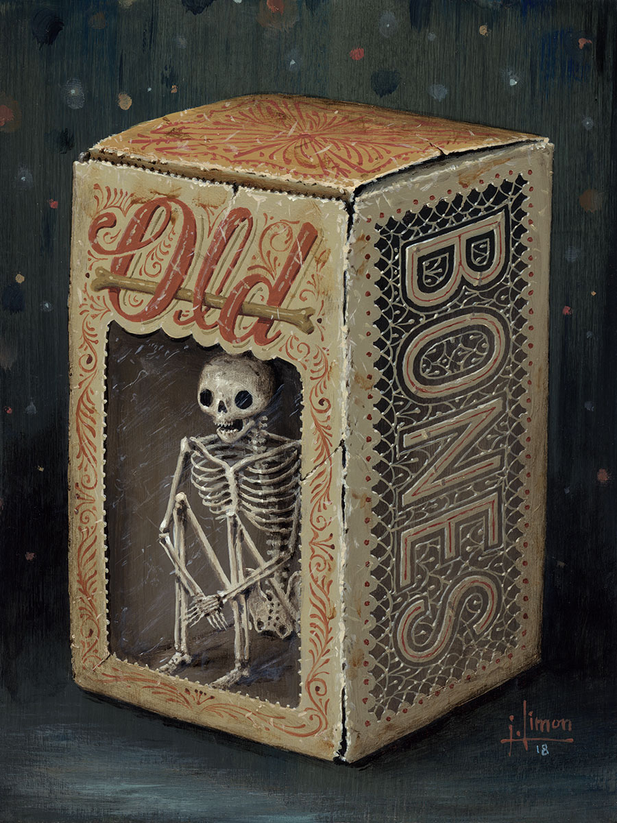 Box of Old Bones
