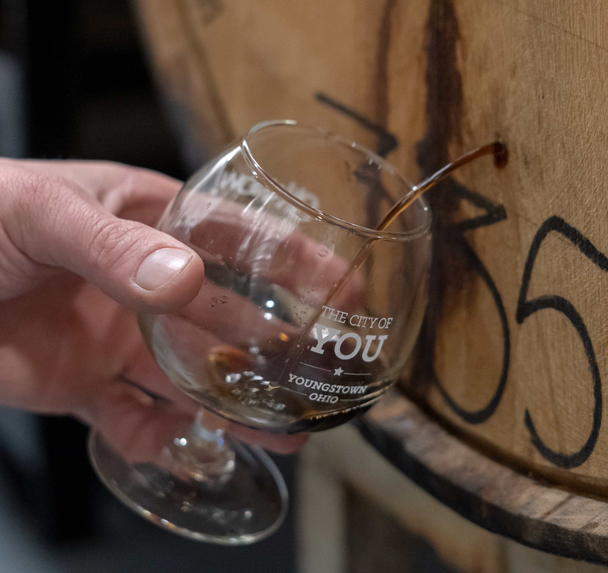 BARREL AGED BEERS, BARREL SOURS - We kicked off our barrel program late 2018 and have many beers aging and souring wine, whiskey, gin, scotch, tequila barrels and more. These beers are only available at Birdfish and do not go out for distribution.