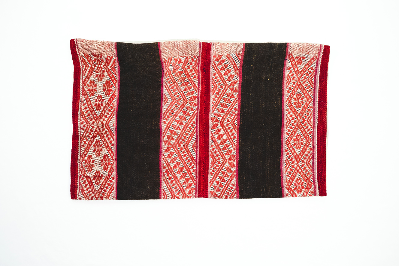 PERUVIAN LUMBAR CUSHION   STATUS: IN STOCK