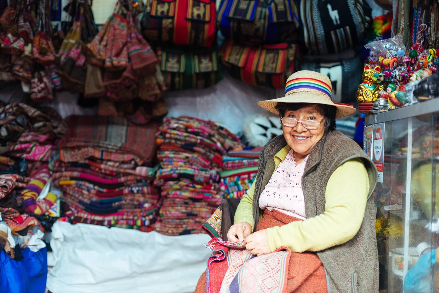 Margarita: Artian - Cusco, Peru