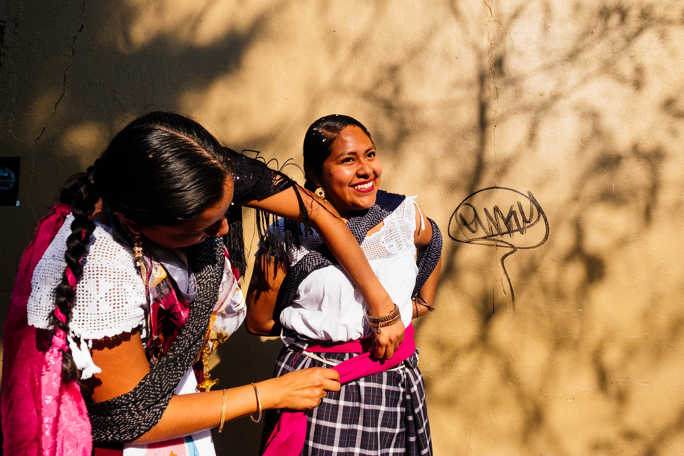 oaxaca carnival homewares fashion mexico