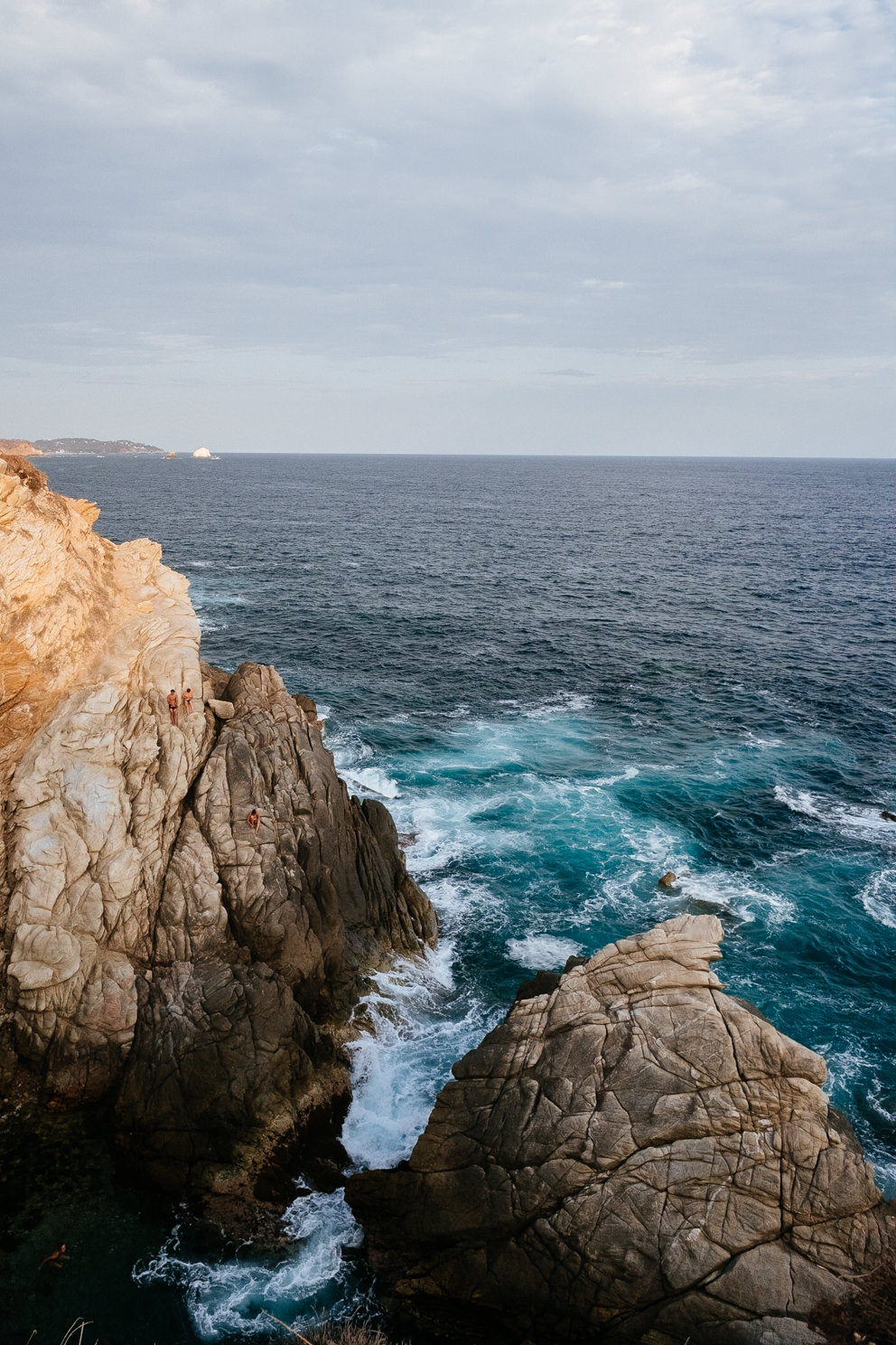 The View From Punta Cometa