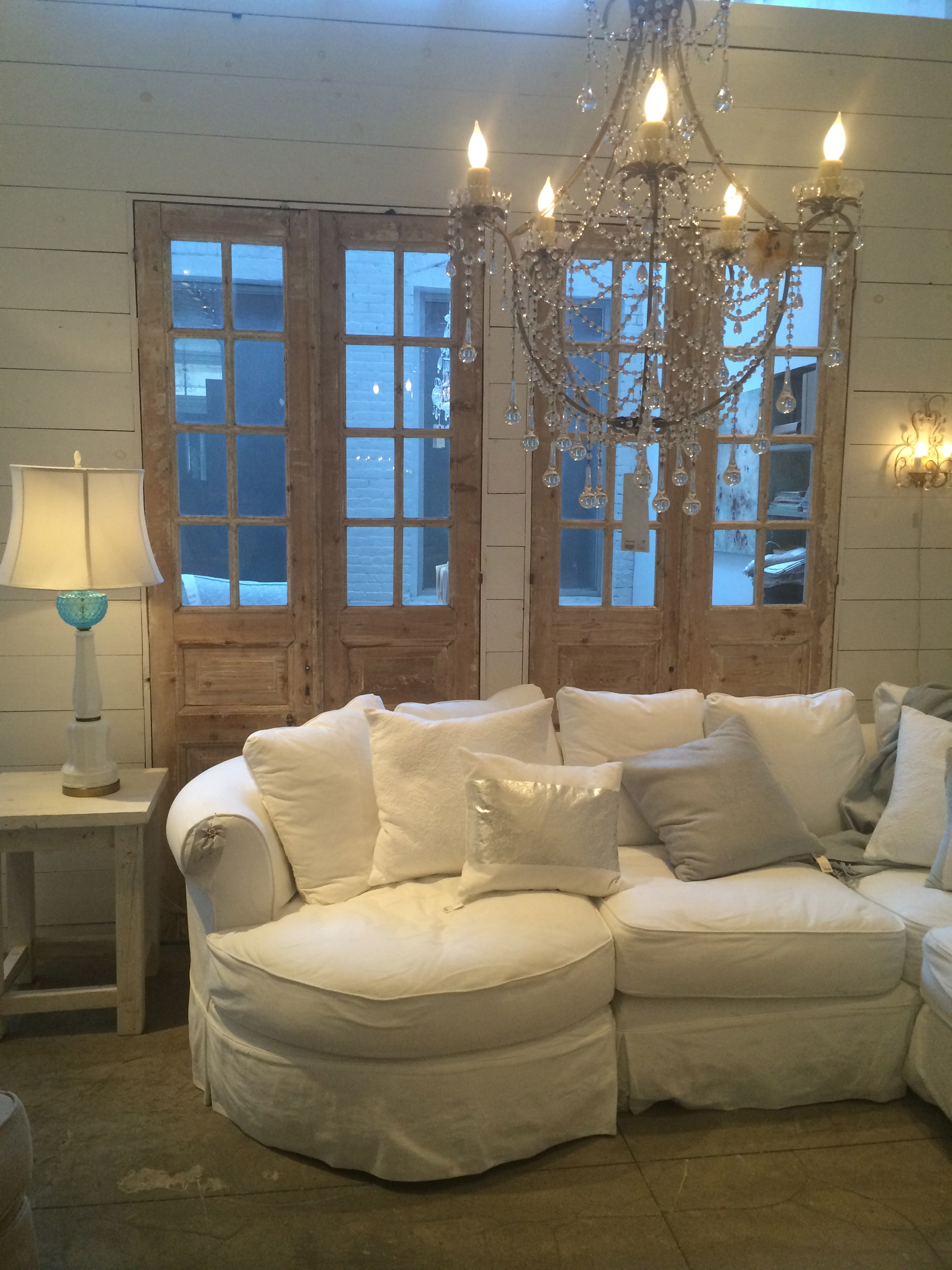 Those doors at Shabby!  More to come!  Enjoy!  Trudy  xx