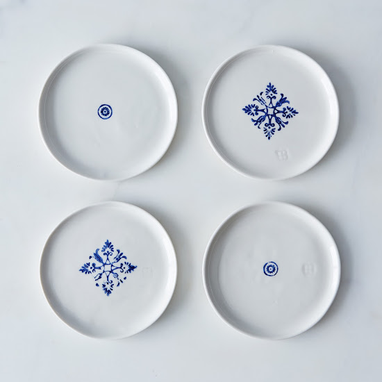 A fellow Montreal ceramic artistmakes these great dishes available on:   Food 52