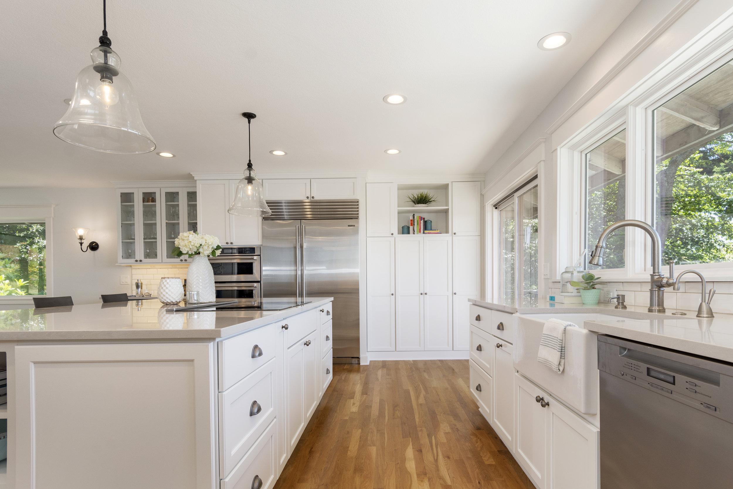 Innis Arden, Kitchen Design