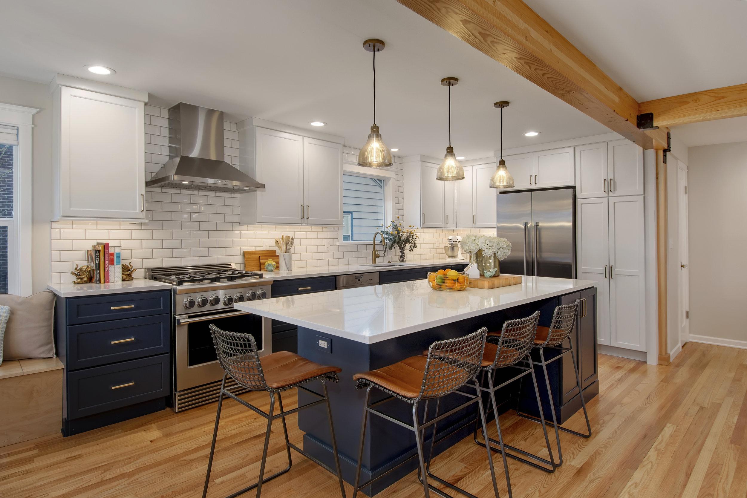 Ravenna, Kitchen Design