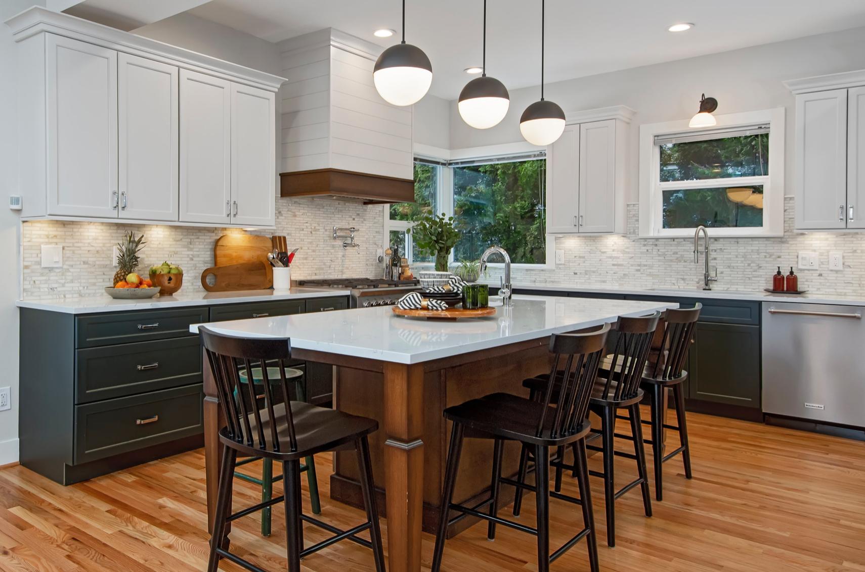 West Seattle, Kitchen Design