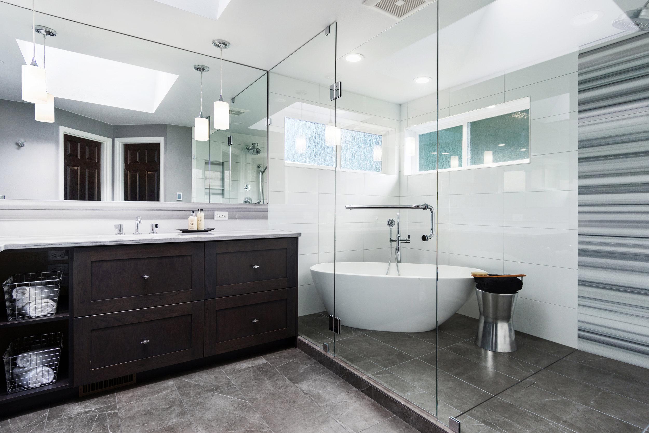 Millcreek, Master Bath Design