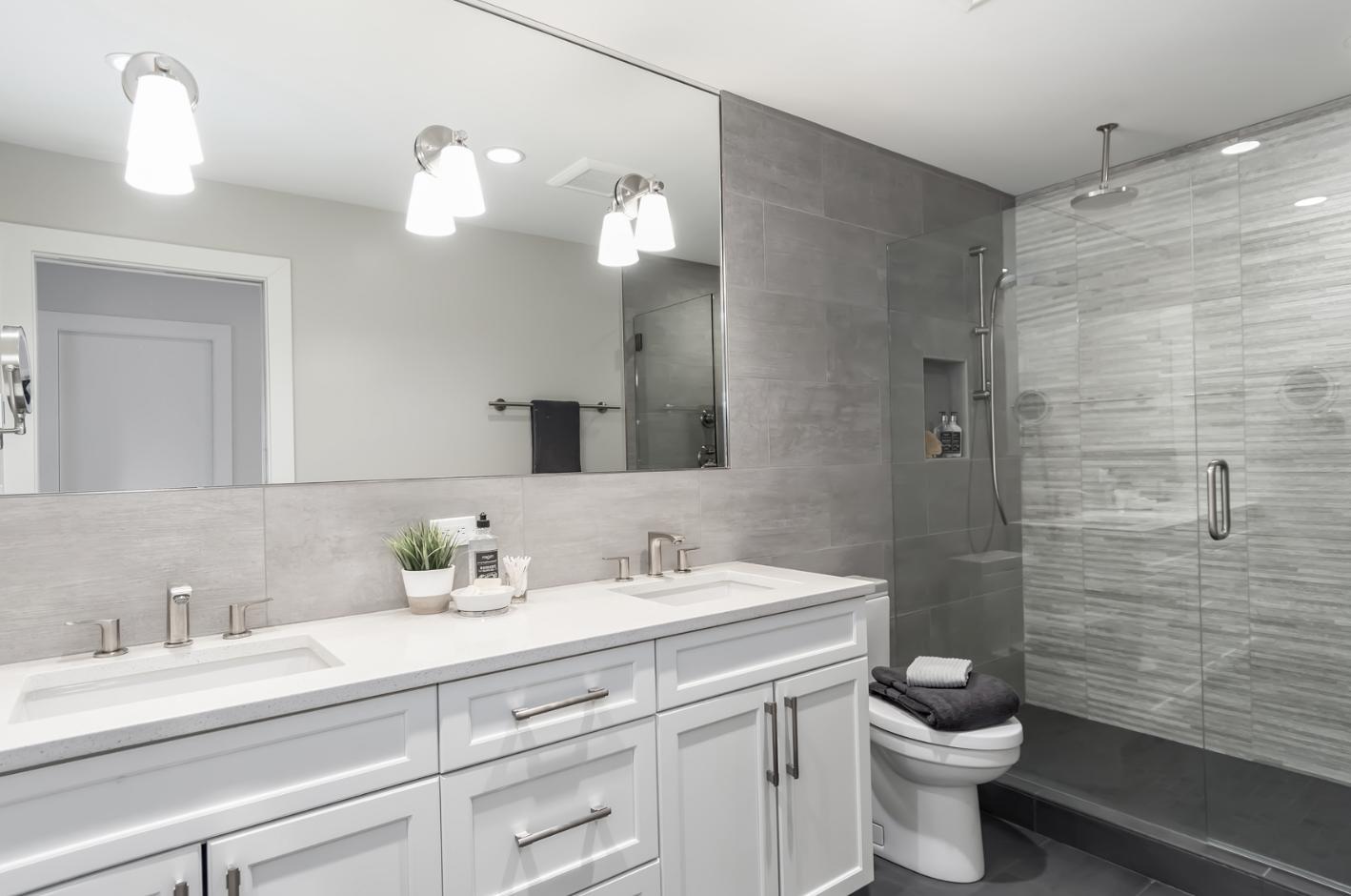 Blue Ridge, Bathroom Designs