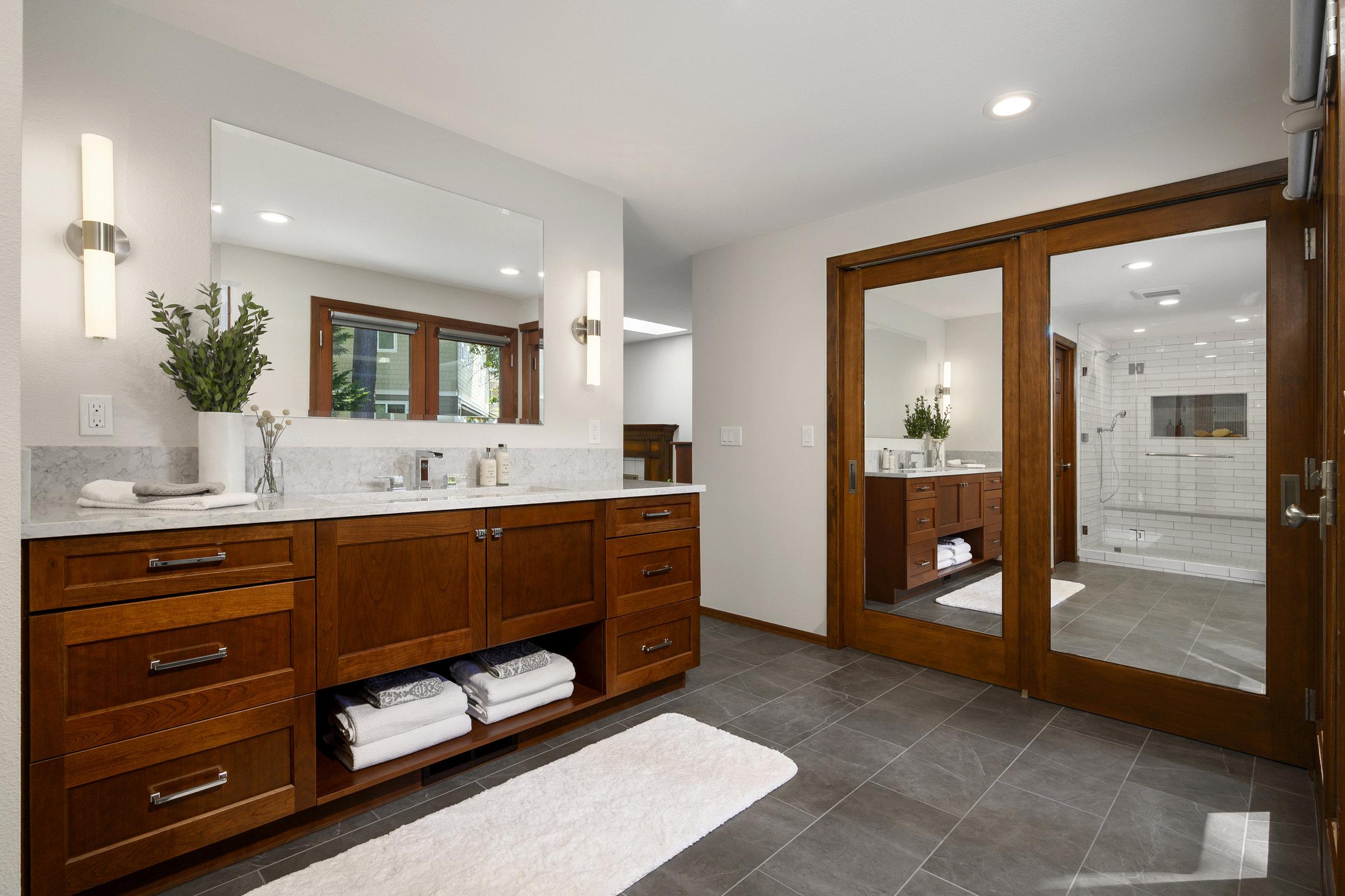 Redmond, Master Bath Design