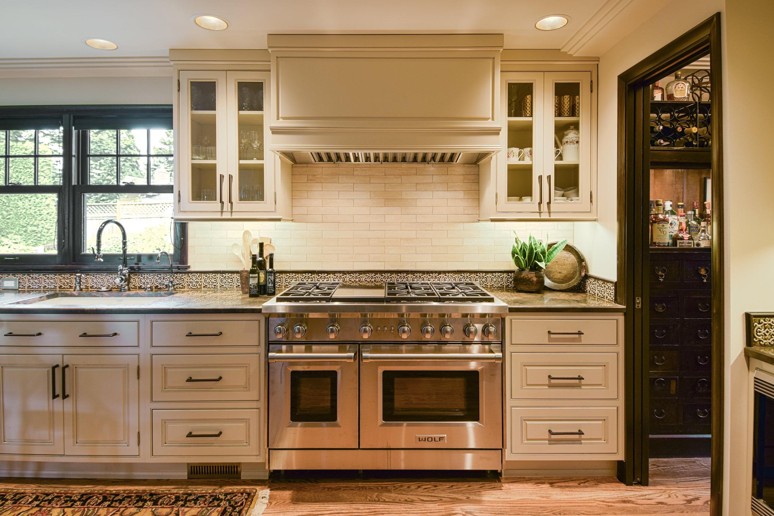 Bellevue, Kitchen Design