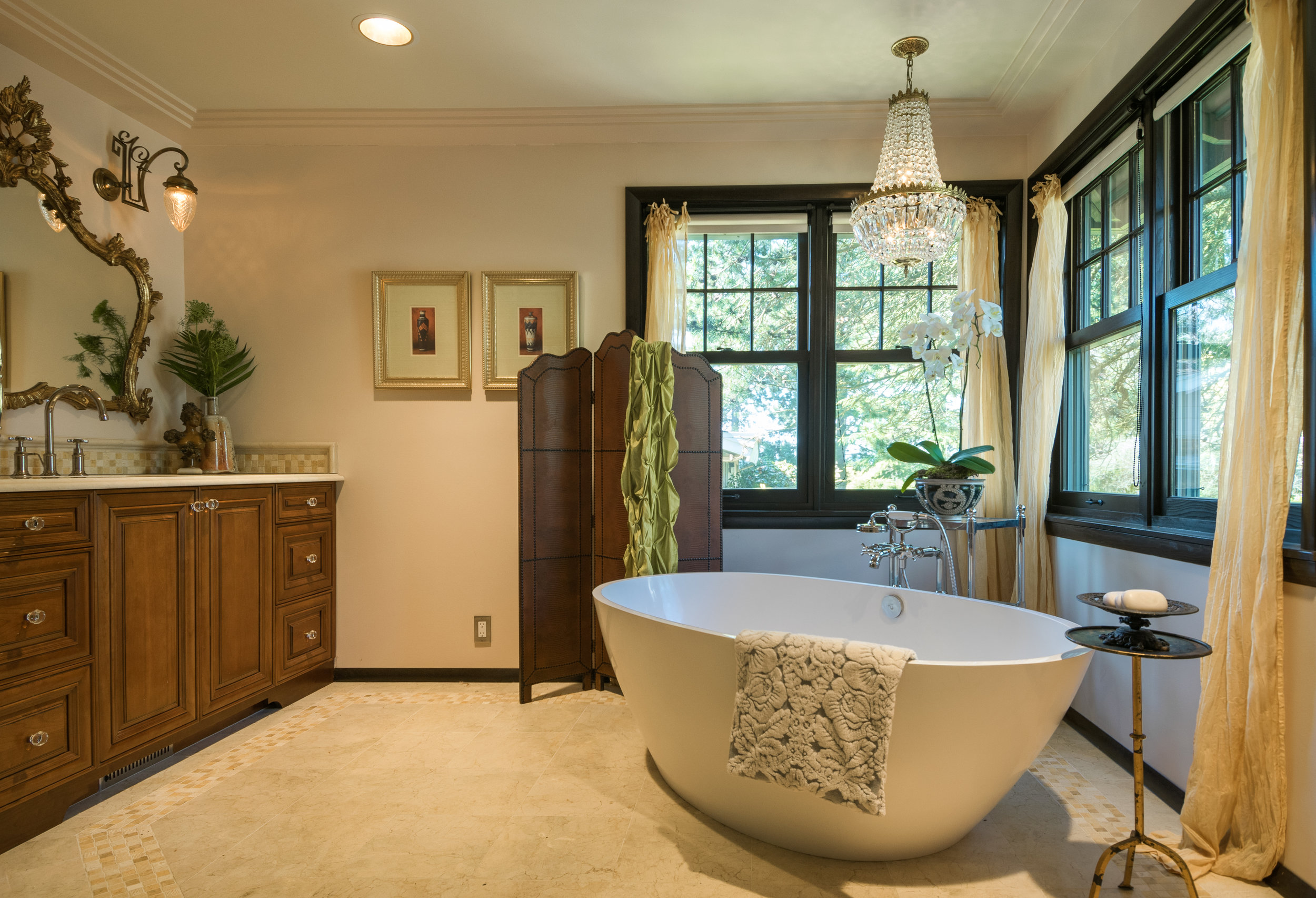 Bellevue, Bathroom Designs
