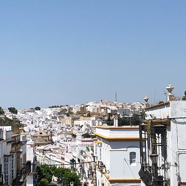 A Blanco City in Andalucia, Spain.
