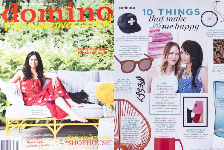 Domino Magazine 2016