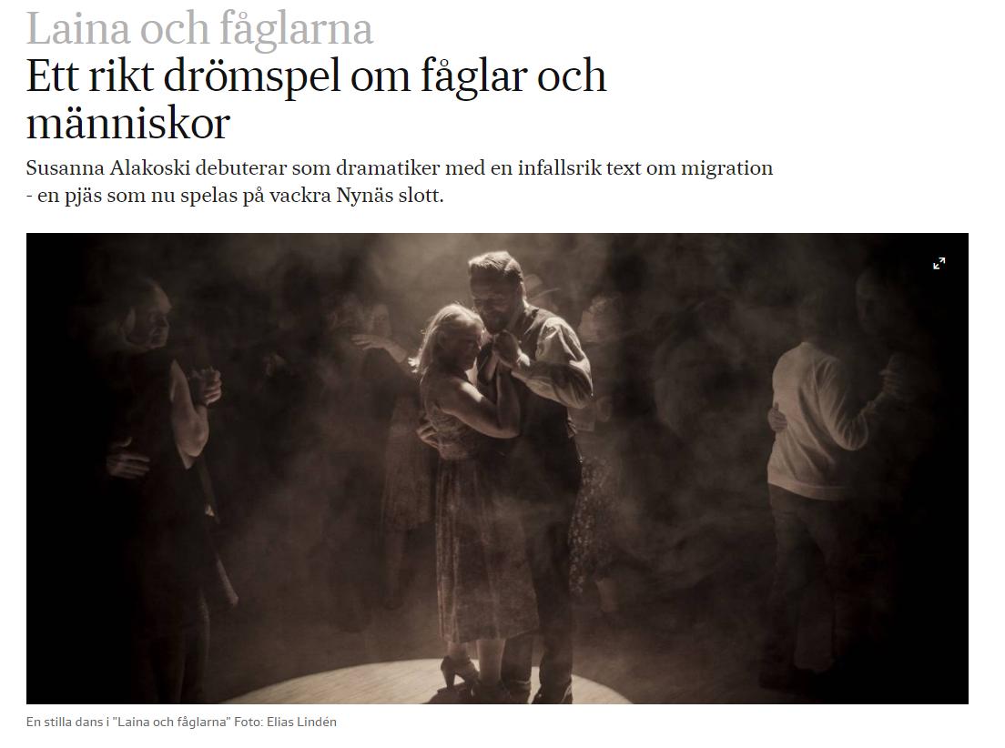 Lars Ring, SvD, 5 juni