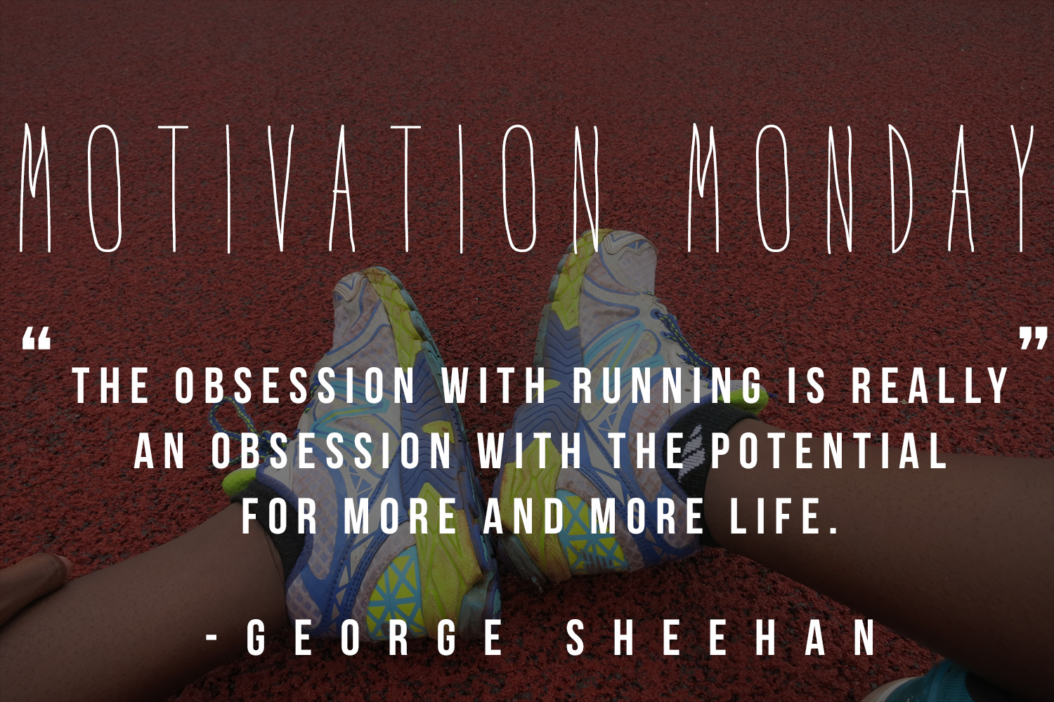 The Obsession with Running - Actively Gemma