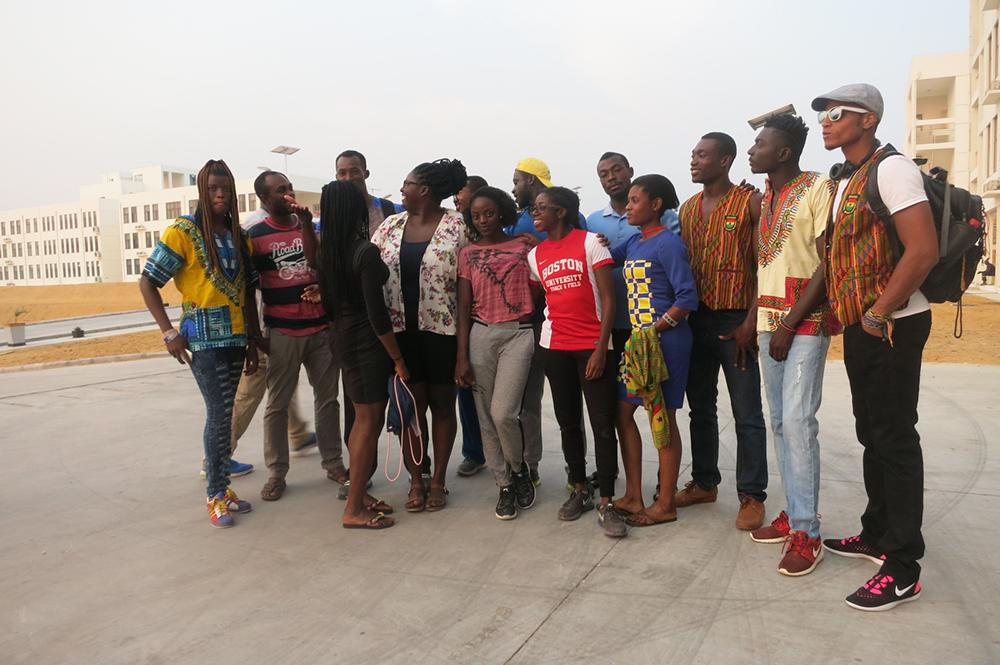 Ghana Athletics in Brazzaville 1
