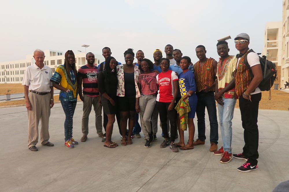 Ghana Athletics in Brazzaville 2
