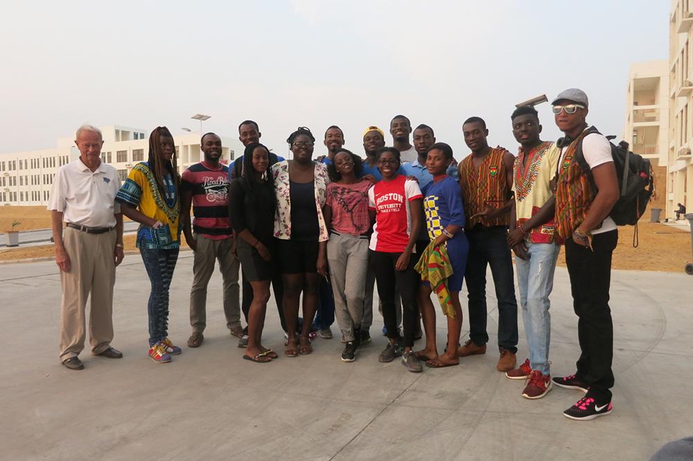 Ghana Athletics in Brazzaville 3