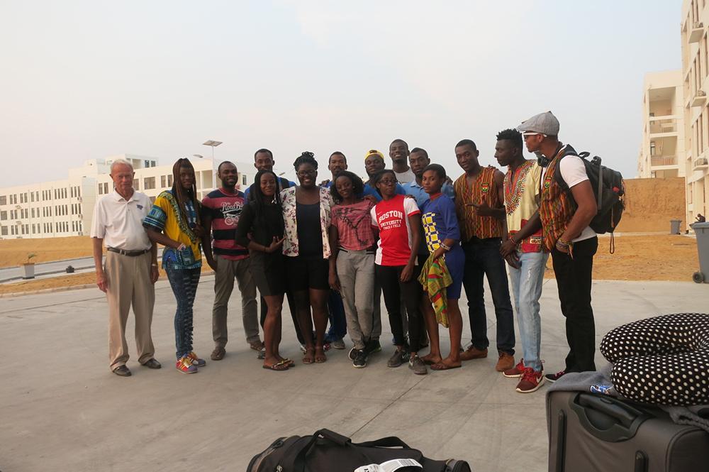 Ghana Athletics in Brazzaville 4