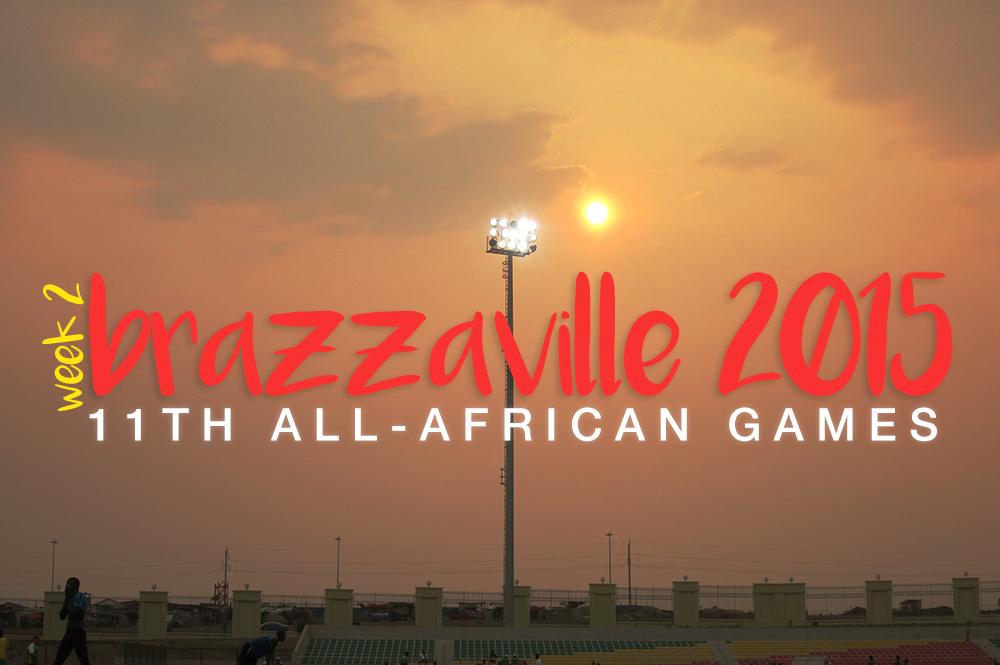 Brazzaville Week 2