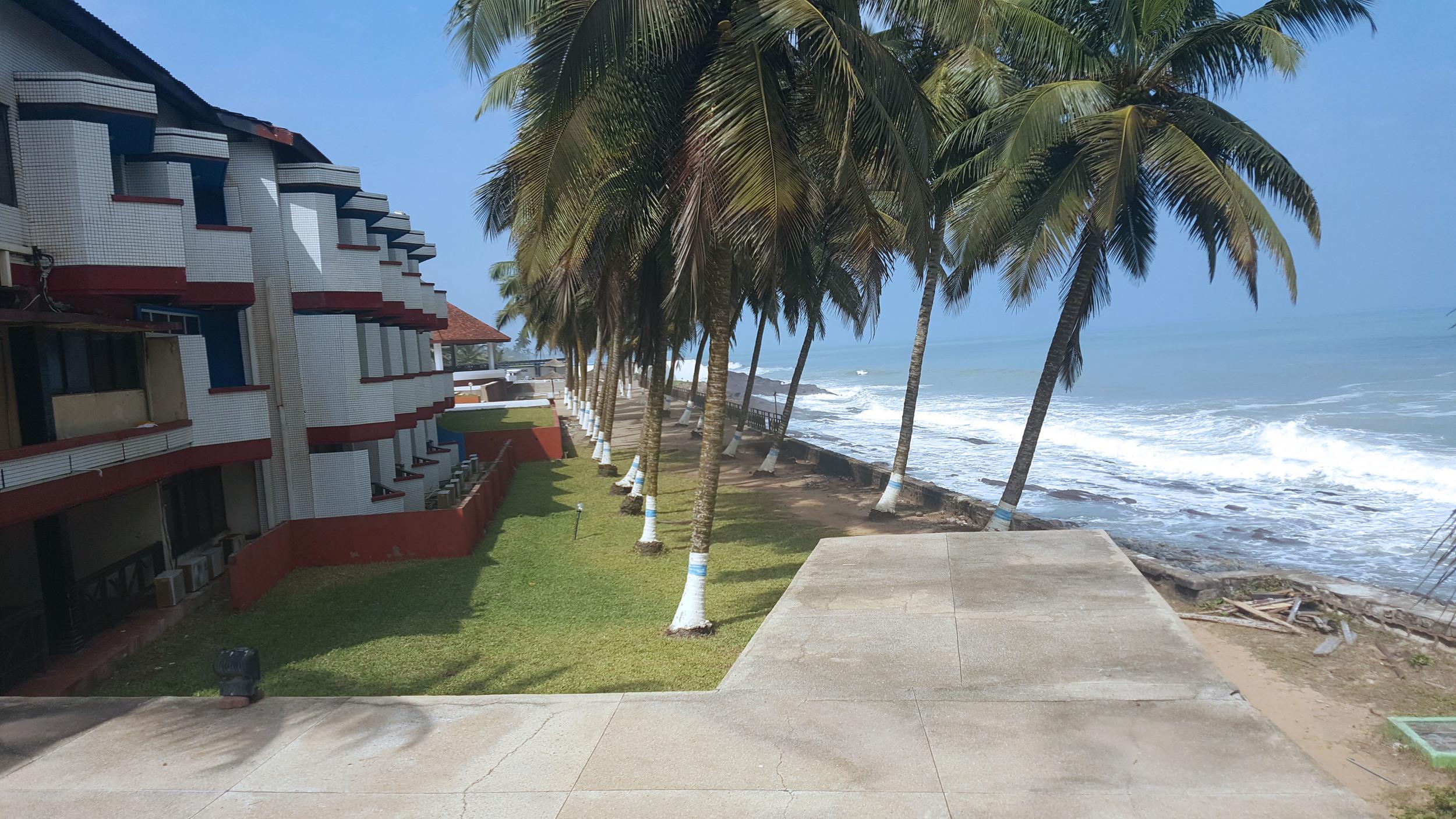 Elmina Beach Resort Ocean View