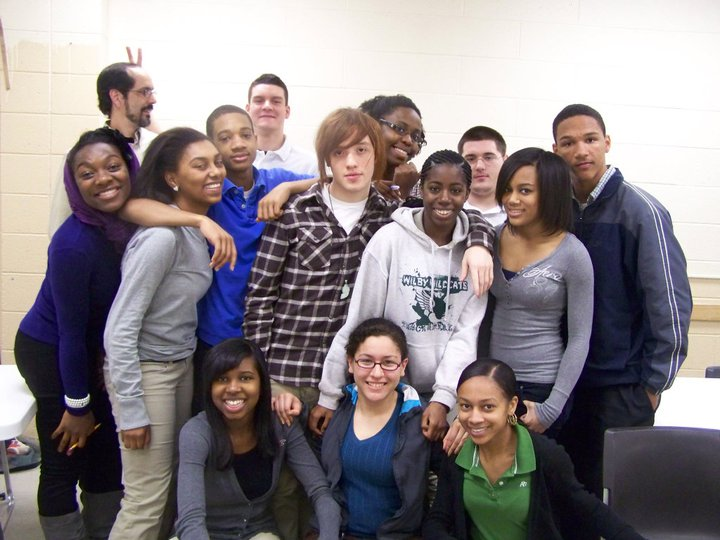 Wilby High School Track School 2010