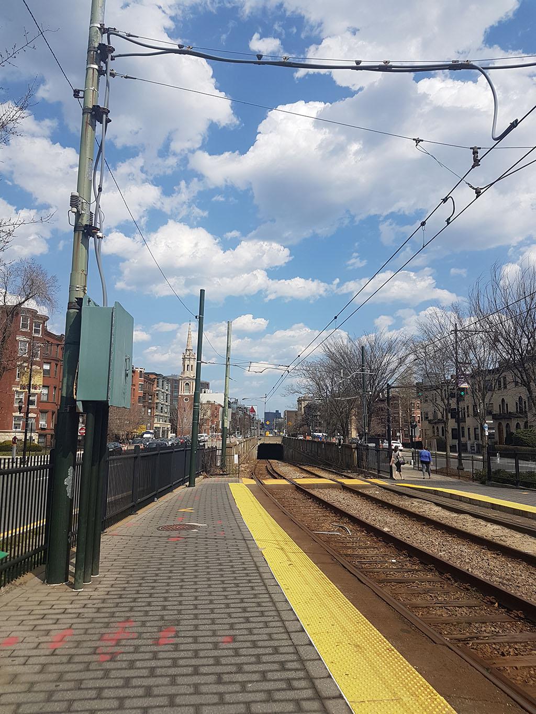 Boston T - The C Line
