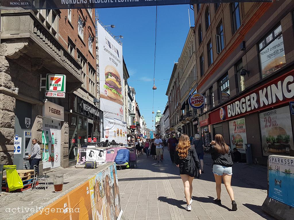 Exploring Copenhagen
